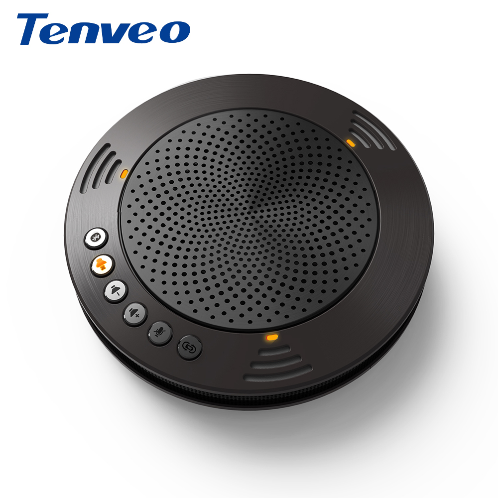 TEVO-A100B Most Popular Adaptive Echo Cancellation Mikrafon USB Conference Meeting Microphone