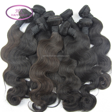 best selling products Haiyi Hair Body Wave Virgin Raw Human Hair Best Hair Vendor