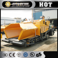 hopper capacity xcmg asphalt and concrete paving machine rp902