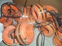 15KW alternator slip ring, XC brand alternator generator spare parts.