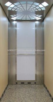 One Sheet Laminate Lift Cabin