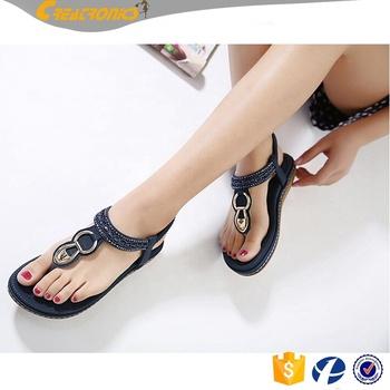 Cheap Unique Women Flat Sandals Stylish