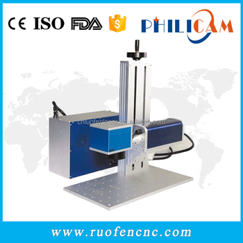 hot sell 10w 20w 30w fiber laser marking machine in jinan