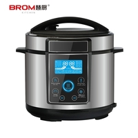 Factory price kitchenware pressure cooker set intelligent electric pressure cooker 5L