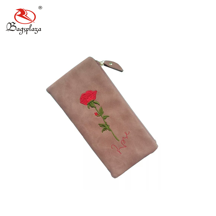 wallet woman leather
