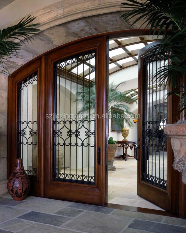 American Solid Wood Main Safety Door Design - Buy Main Safety Door ...