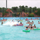 Water park equipment wave pool for sale
