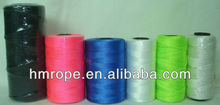 color nylon twist twine