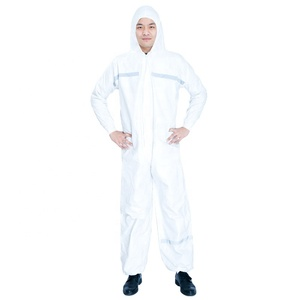 High Quality Microporous Coverall, Disposable Coverall Suit