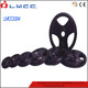 LMCC LMCC5304 Crossfit Rubber Coated Barbell Cheap Weight Plates