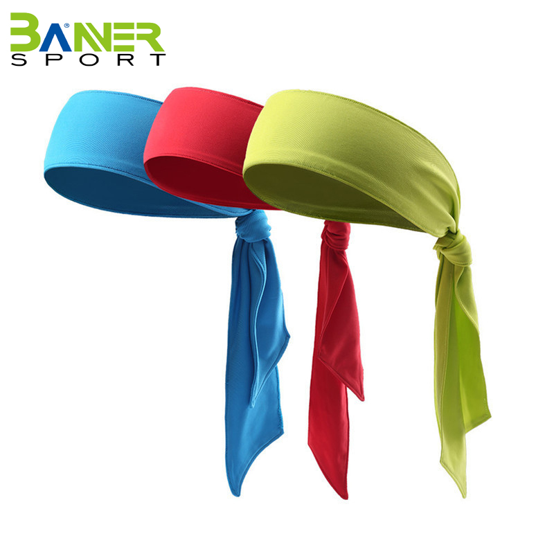 Alibaba.com / Fitness Head Wraps Sport Sweat Band Headband Hair Accessories Sweatband for Cycling Running
