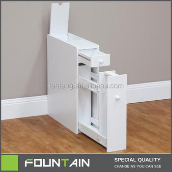Indoor Perfect Badkamer Accessoire Opbergkast Toiletpapier Opslag ...