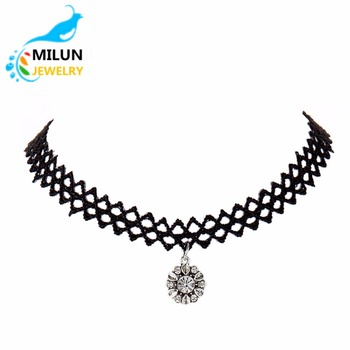 Wholesale Jewelry with Lace