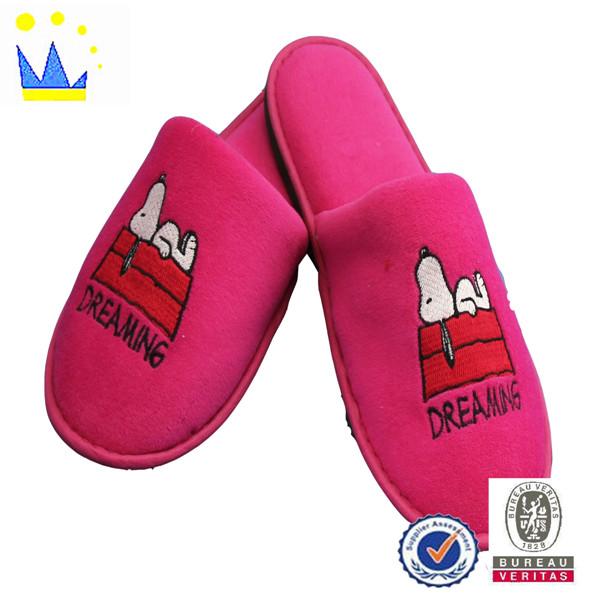 chinese soft slipper color knit slipper shoe soft slipper