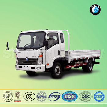 2016 New Style CDW Light 5 Ton Flatbed Truck Dimensions For Sale