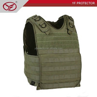 NIJ IIIA body armor / Military aramid Bulletproof vest/Molly system tactical used bullet proof vest