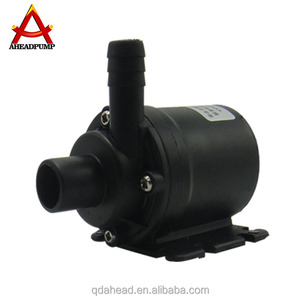 Trade assurance plastic water pump impeller for fish tank high capacity
