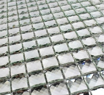 China Foshan Beveled Diamond Gl