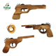 Factory price kids toy wooden guns