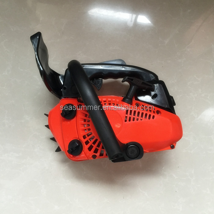 New Style Chinese wood cutting machine Chain saw 2500/ Cheap Two Stroke 25cc Mini Small Gasoline Chainsaw on sale