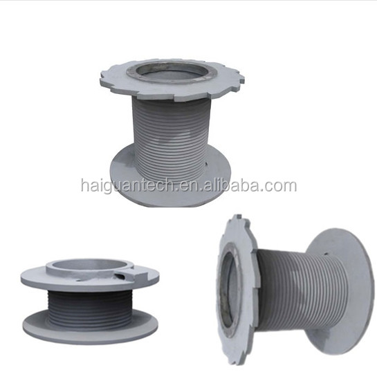 aluminum die casting/sand casting of machine parts Made inChina