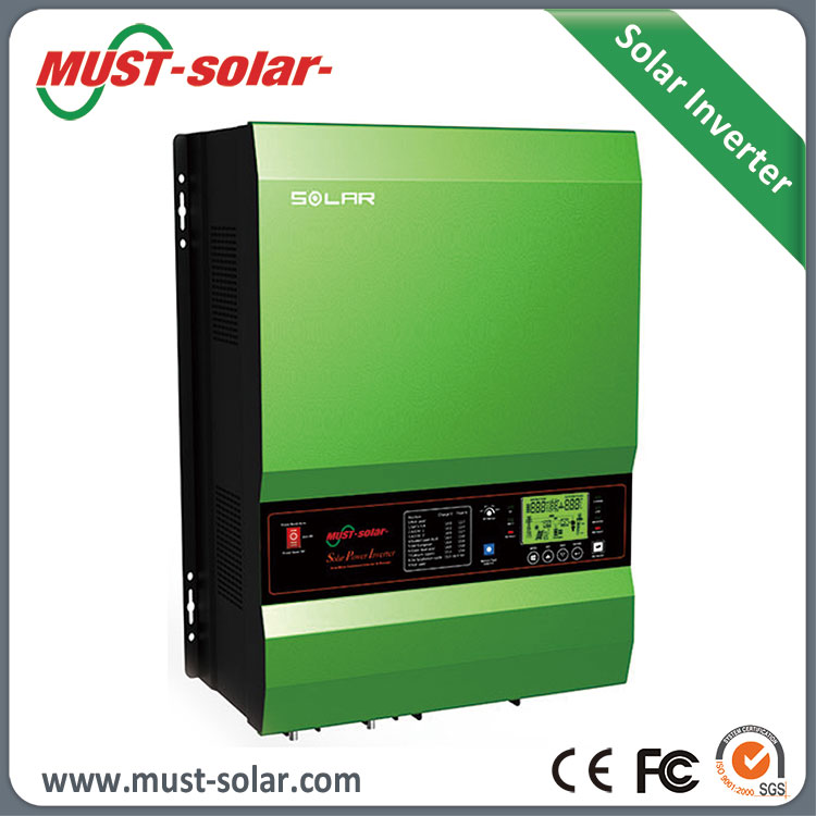 Pure Sine Wave Solar Inverter 10kw Mobile Home Solar Panel System