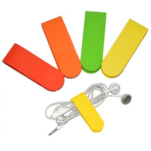 Magnetic telepon silicone kabel <span class=keywords><strong>klip</strong></span> band