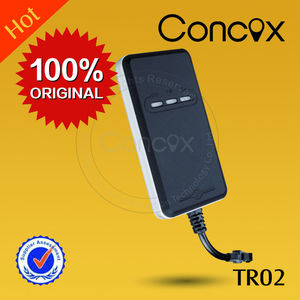 Concox gps device with website checking TR02 for car security