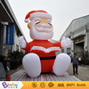 Giant inflatable santa claus reading a book 16ft.high for show