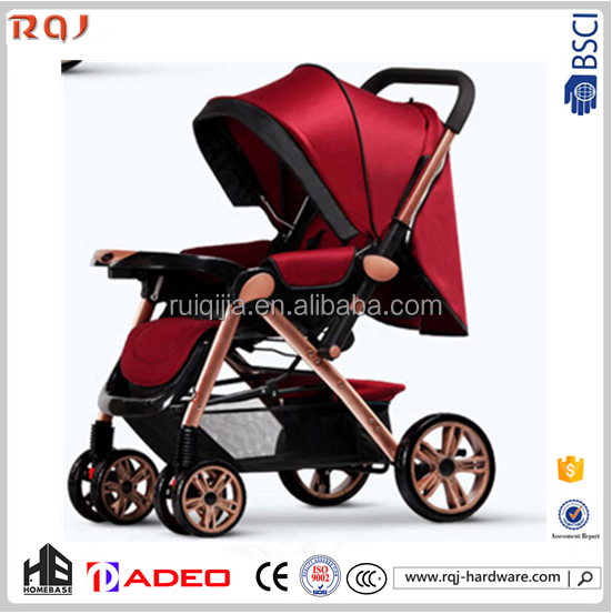Original foldable sliding baby carriage made from manufacturer in china with best price