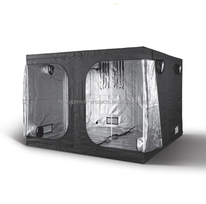 Factory price 95% high light reflective fabric 210D/600D / 1680D durable mylar hydroponic indoor grow tent / green house