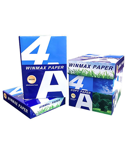 China factory Winmax wholesale a4 paper office paper