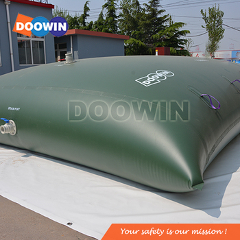 PVC Collapsible Water Storage Tank/Water Bladder Bags