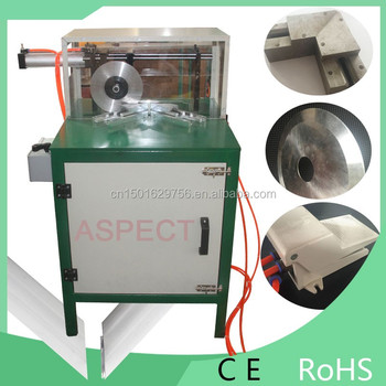 factory refrigerator door gasket cutting machine/plastic rubber cutter 45 corner & Factory Refrigerator Door Gasket Cutting Machine/plastic Rubber ...