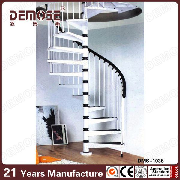 Prefabricated Exterior Stairs Prefabricated Spiral Stairs