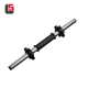 Hot sale good fitness hollow iron dumbbell bar