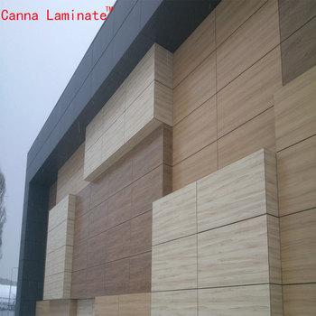 Canna Exterior Hpl Phenolic Hospital Wall Cladding Dry Hanging ...