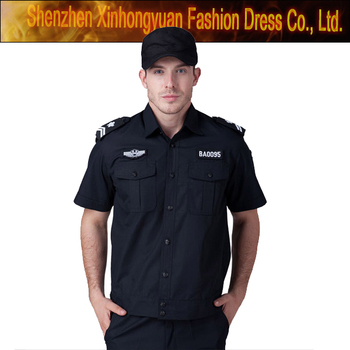 ac2a5c4e Black Security Guard Uniform - Buy Security Uniform,Security Uniform ...