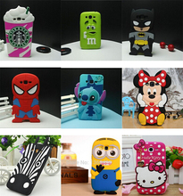 Phone case For Samsung Galaxy Grand Prime G530 G530H 3D cartoon soft silicone cover