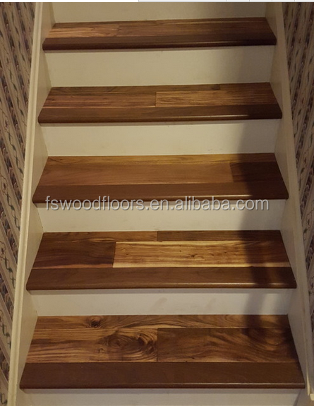 Acacia Stair Treads, Acacia Stair Treads Suppliers And Manufacturers At  Alibaba.com