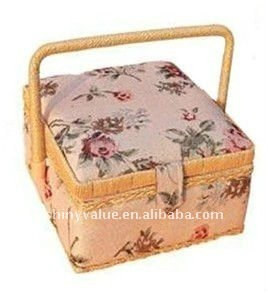 Fashionable Sewing Basket For Home &Travel Manufacturer