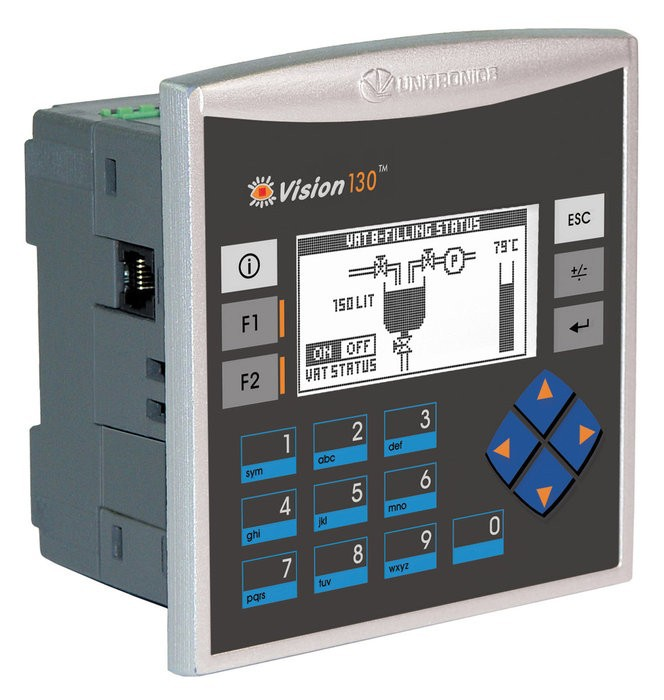 Unitronics Vision130 Plc,Hmi - Buy Unitronics V130 Series Plc/graphic Hmi  Product on Alibaba com