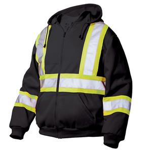 Rainbow reflective fabric for fashion clothing or light jacket