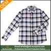 Latest style new design jersey lining mens oem flannel shirt