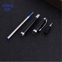 Promotion Thick Ballpoint Heavy Weight Metal Ball Point Aluminum Pen Topper