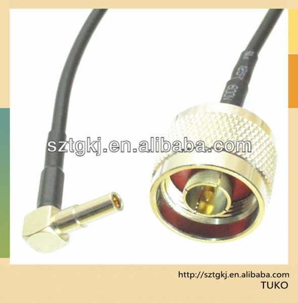 N male to MS162 male 15cm cable for data card GSM CDMA 3G UMTS USB modem