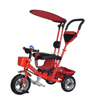 Radio Flyer Bike >> China Wholesale Three Wheel Tricycle Bike Radio Flyer Deluxe Steer Stroll Tricycle Buy Ride And Sit Tricycle With Push Bar Steer Or Push Bar