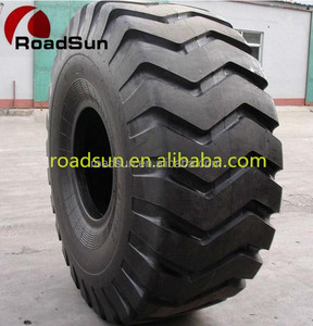 China Top Quality otr tires 23.5-25 26.5 -25 29.5 -25 E3/L3 off road tire