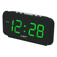 2016 Home boutique fashion 1.8inch LED digital alarm clock