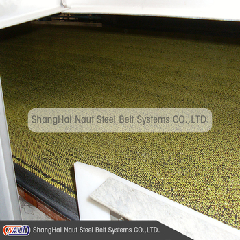 Naut granulation double steel belt press system testing line for sulfur paraffin anti-oxygen